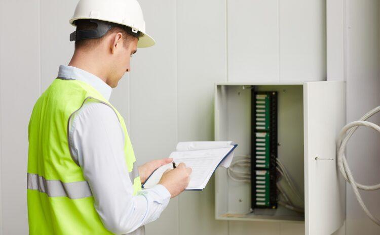 Instalación de equipos eléctricos